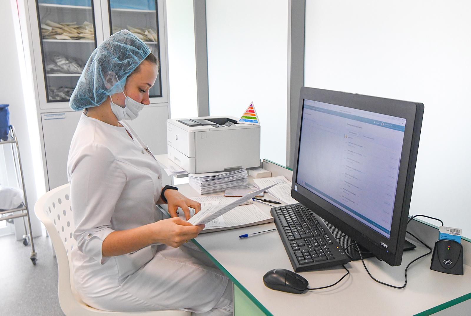 Минздрав упростил медработникам работу с документами