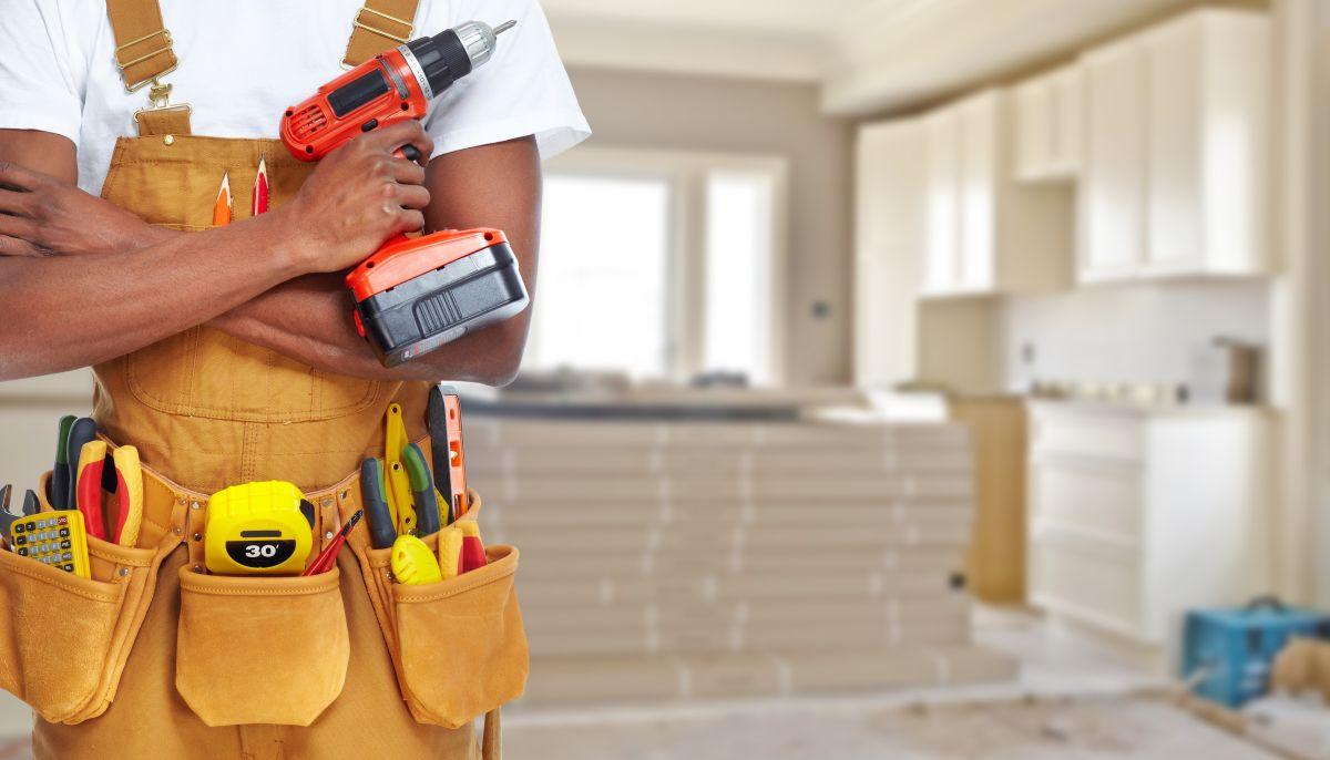 Каждая девятая московская семья в прошлом году сделала ремонт в квартире