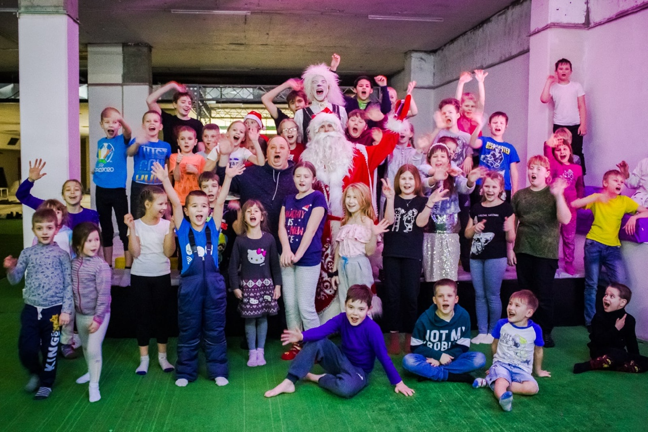 «Фонд Чайковский» уже 15 лет радует пермских детей новогодними приключениями