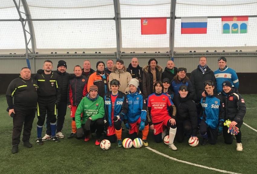 В рамках программы спорта в инклюзивном формате в Подмосковье прошел футбольный турнир