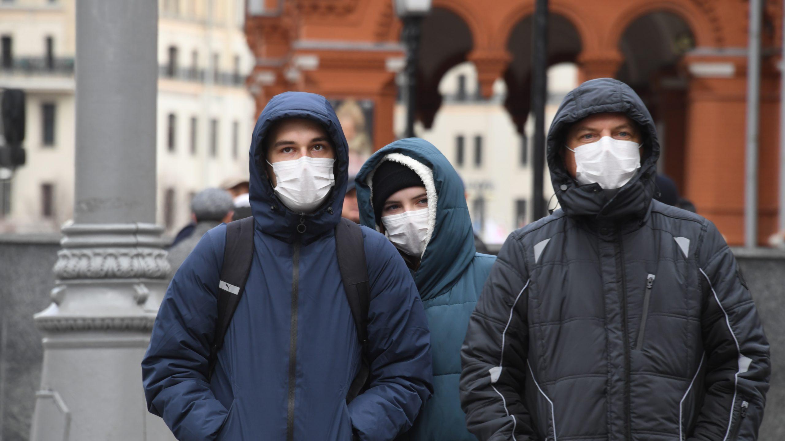 В Роспотребнадзоре оценили ситуацию с распространением коронавируса