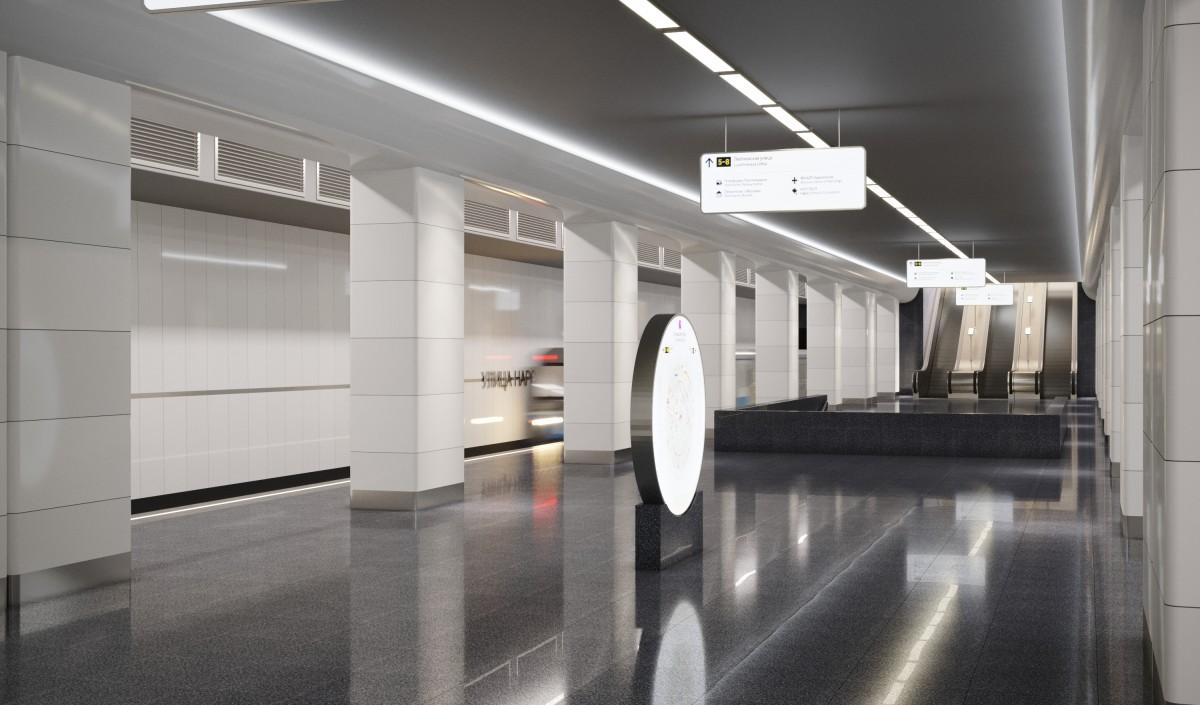 Новую станцию метро в Москве ветераны призывают назвать «Народное ополчение»