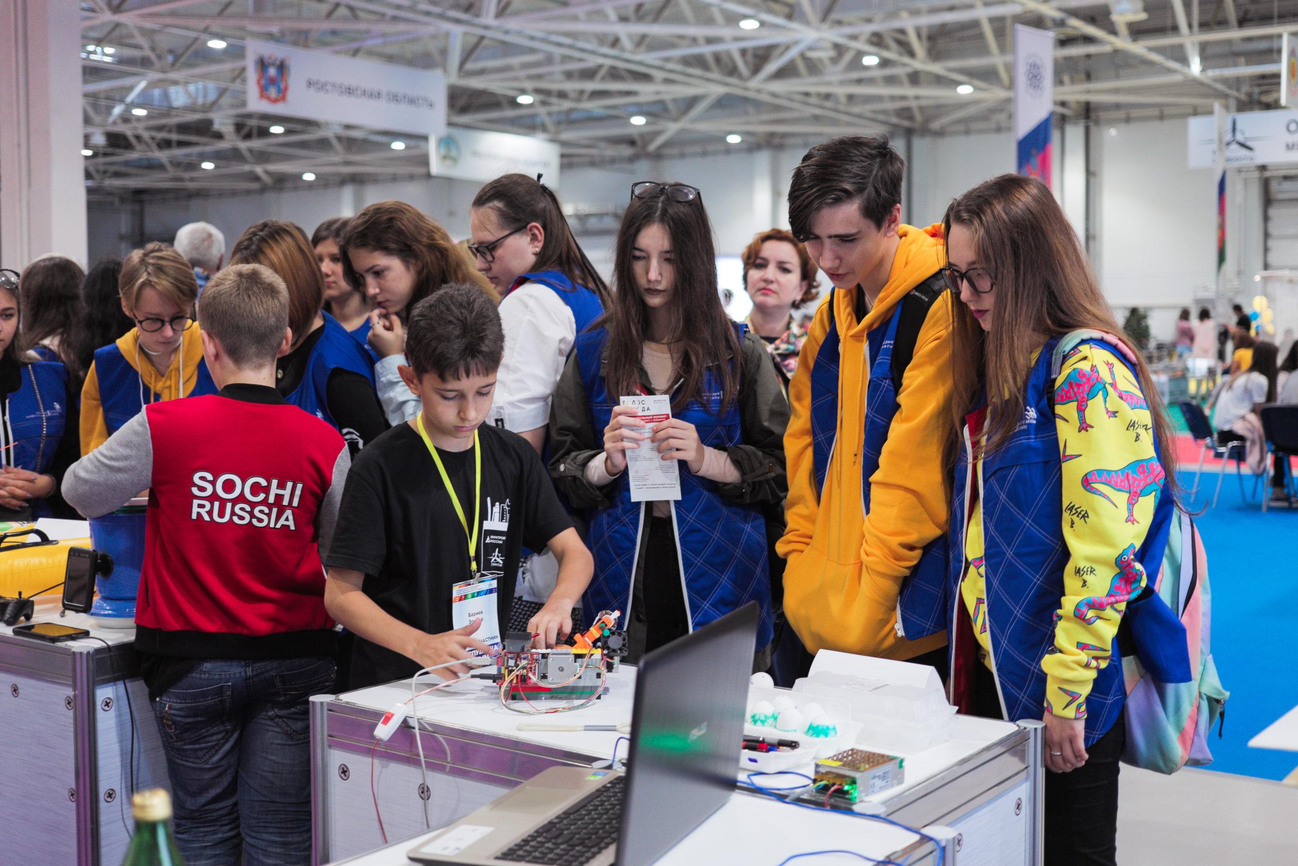 Технофорум «От винта!» — 2021 соберет молодежную технологическую элиту России