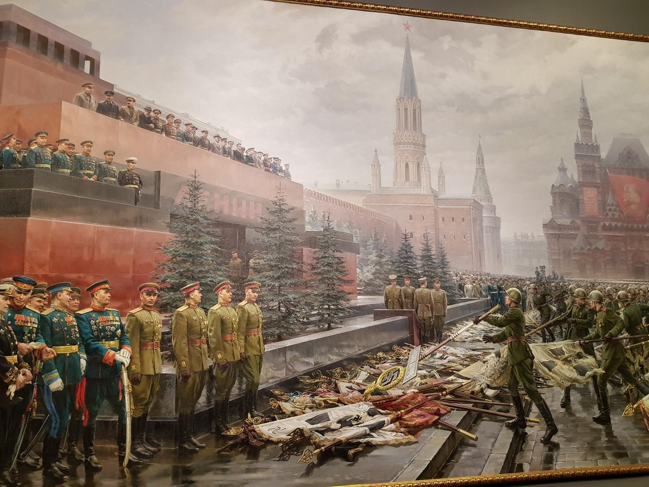 В Музее Победы откроется масштабная экспозиция «Триумф Победителей»