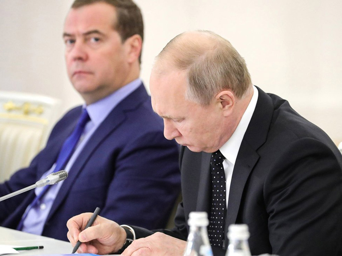 Путин утвердил состав президентского совета по науке и образованию
