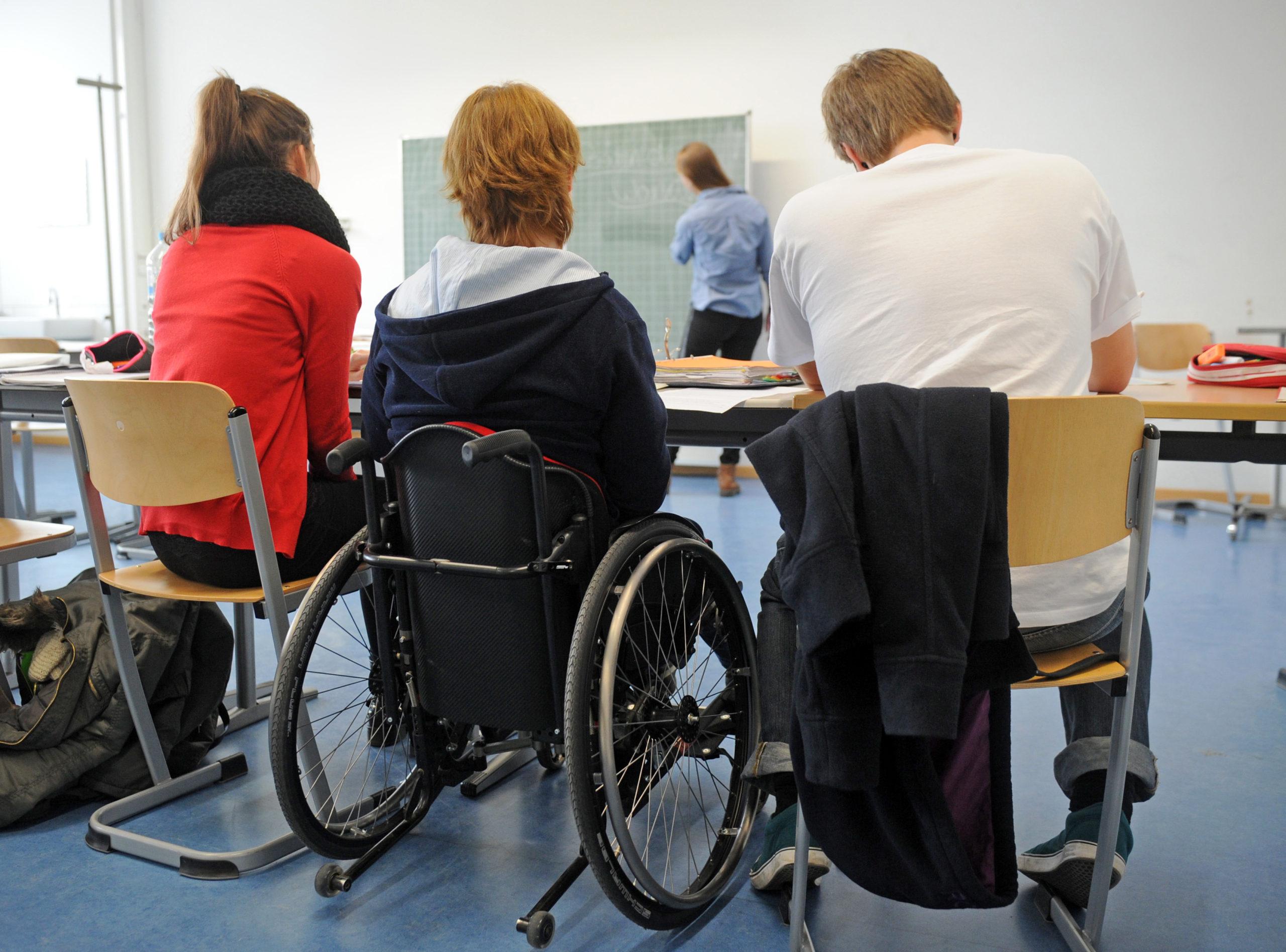 Инвалидам хотят дать возможность получения бесплатного второго образования