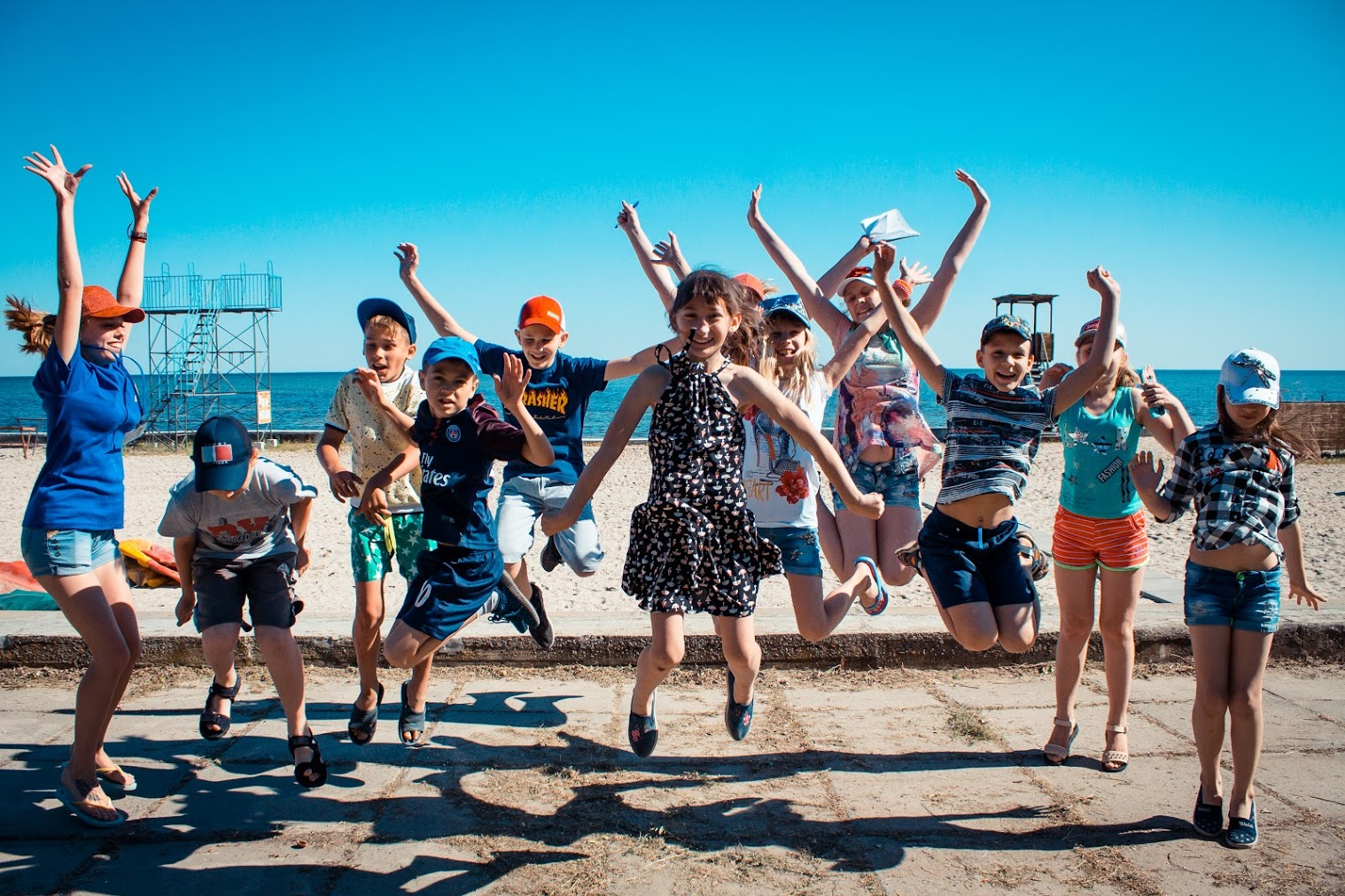 В Роспотребнадзоре дали прогноз по летнему отдыху в детских лагерях