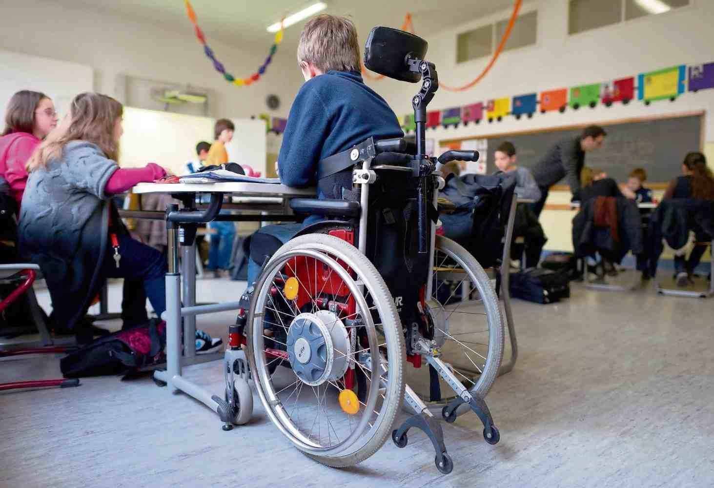 В России увеличилось количество детей с ограниченными возможностями