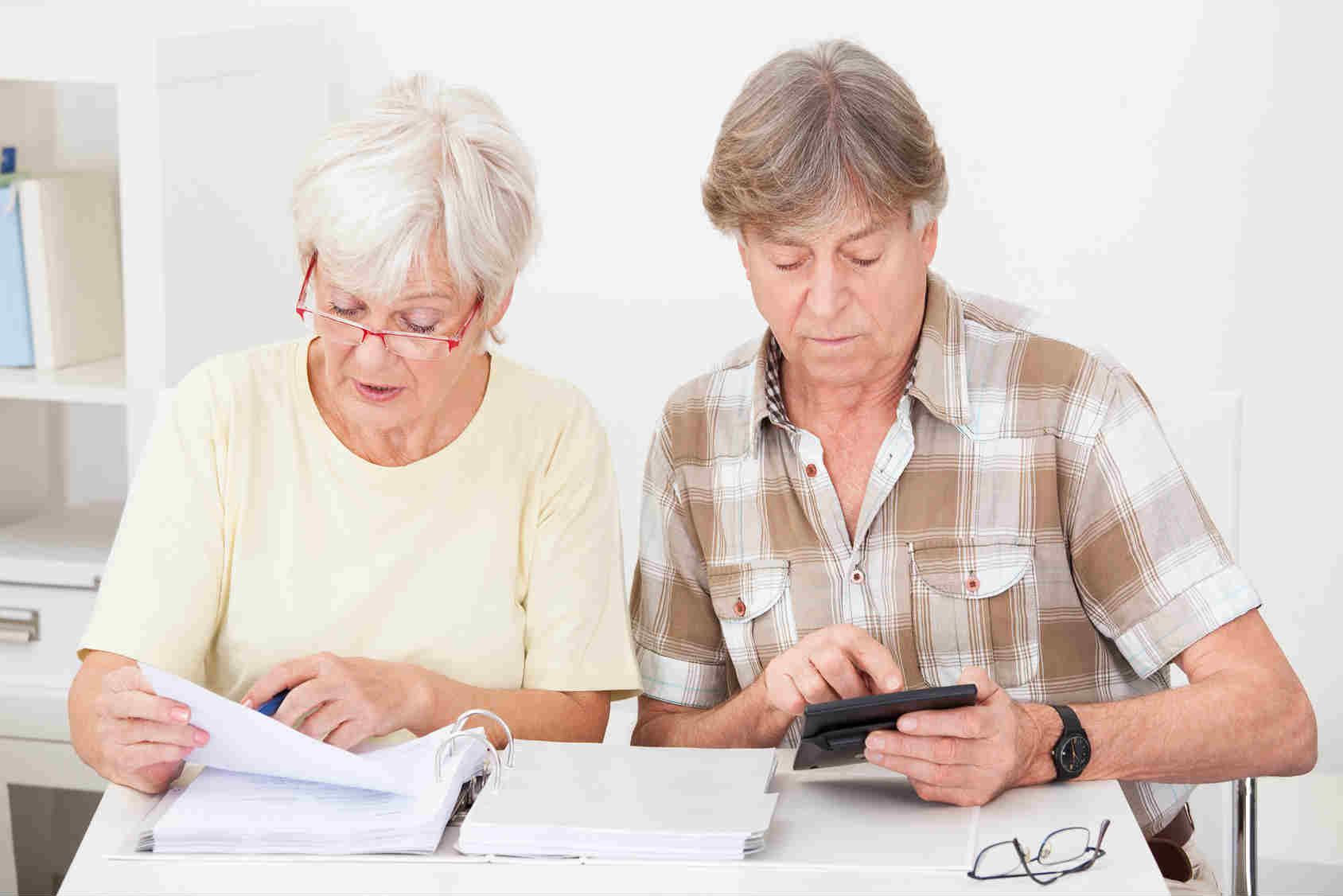 В «Совете матерей» предложили объединить льготы пенсионеров