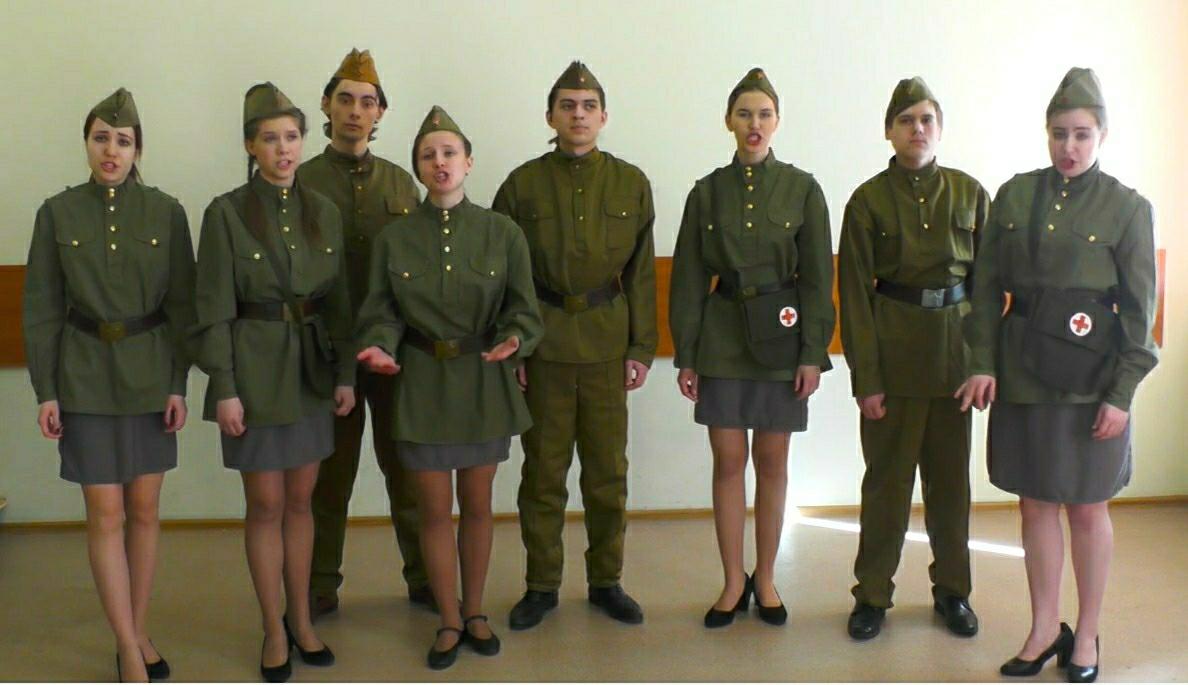 Организаторы конкурса патриотической песни «День Победы»  отметили высокую подготовку участников