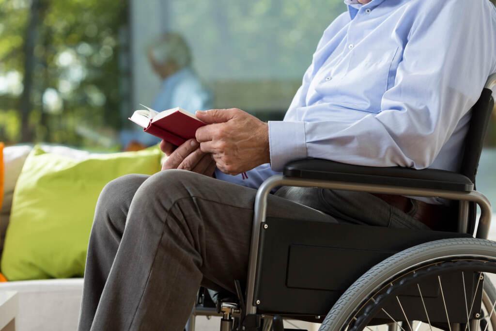Госдума поддержала закон о беззаявительном получении пенсии инвалидами