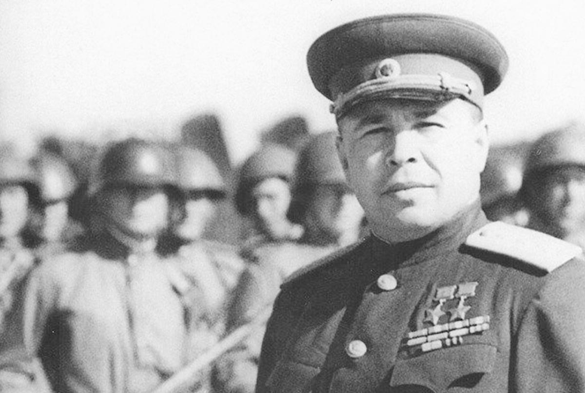 Презентация книги о дважды Герое СССР Афанасия Белобородова прошла в формате телемоста