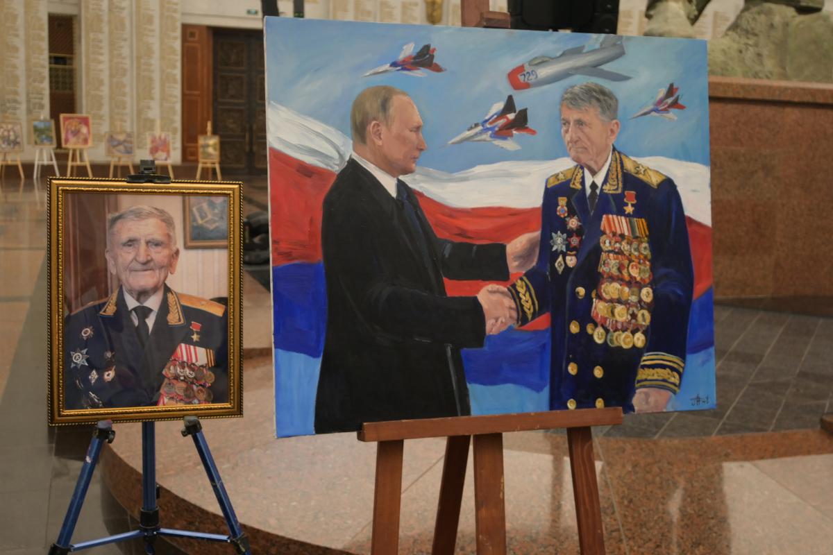 Музею Корейской войны присвоили имя Героя Советского Союза Сергея Крамаренко