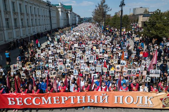 В Эстонии хотят сорвать шествие «Бессмертный полк»