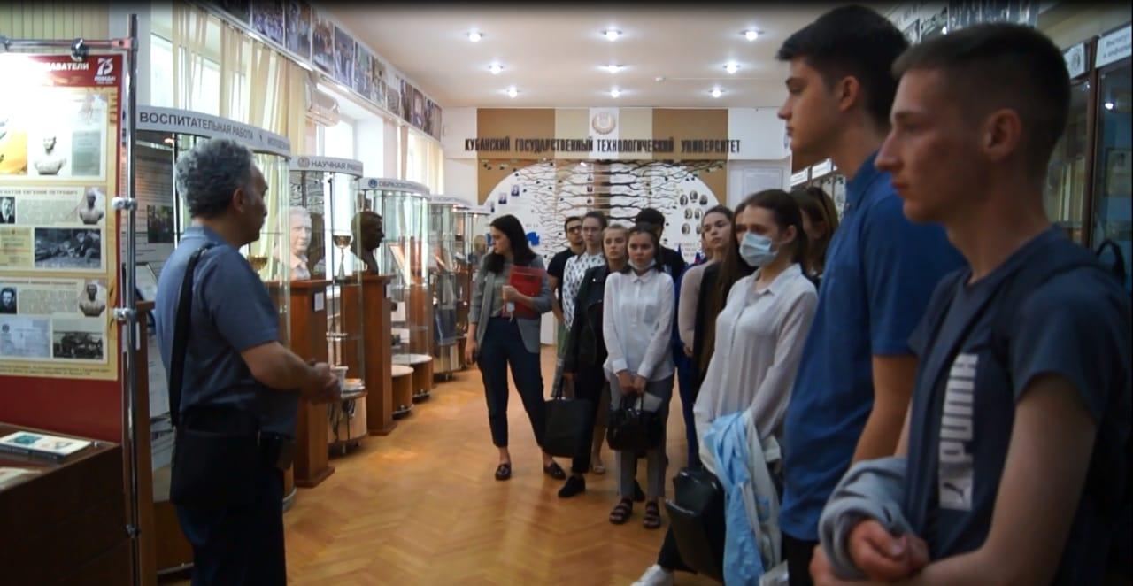 На Кубани презентовали исторический проект «Инженеры Победы»