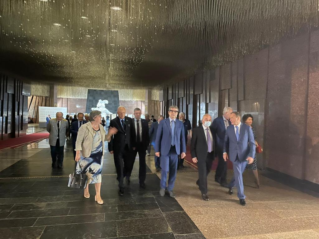 В Музее Победы представили доказательства преступлений нацистов в словенском Мариборе