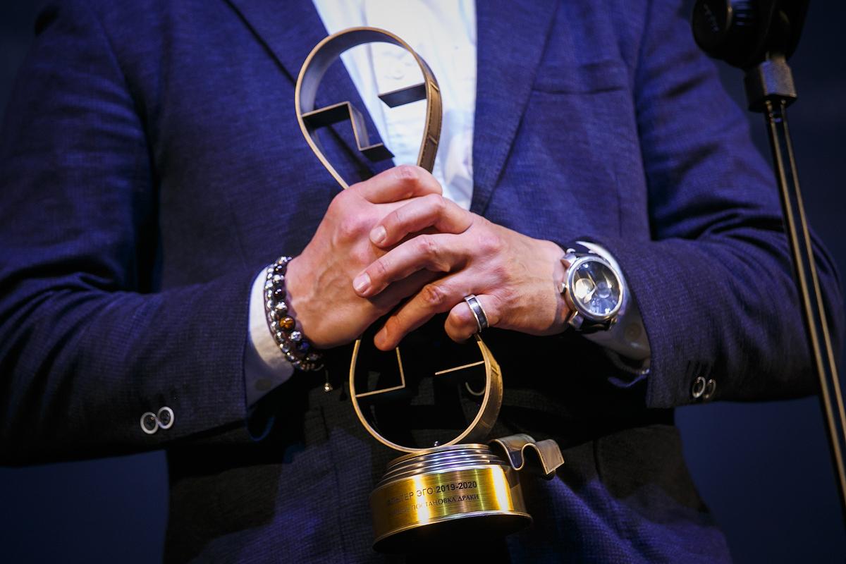 Победители третьей профессиональной премии каскадеров «Альтер Эго» получили награды