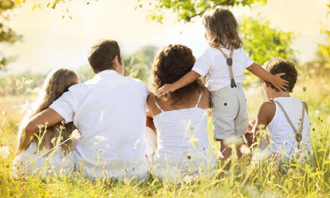 Медведев предложил дать единое определение статуса многодетной семьи