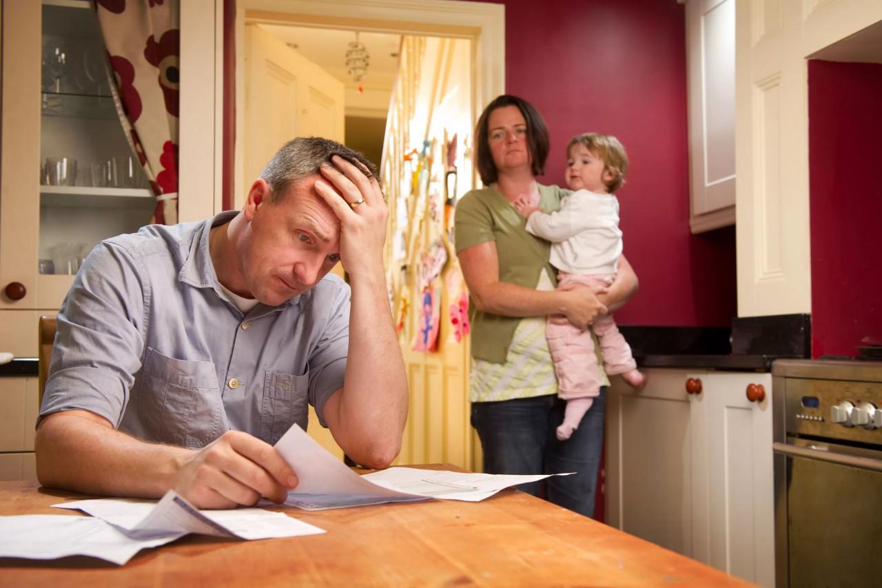 Более 80% бедных россиян составили семьи с детьми