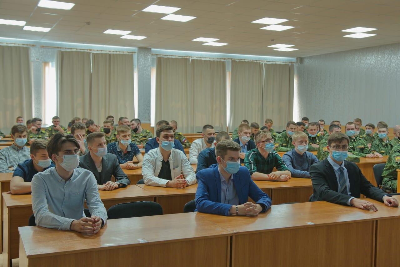 Томск встретил участников Всероссийского проекта «Инженеры Победы»
