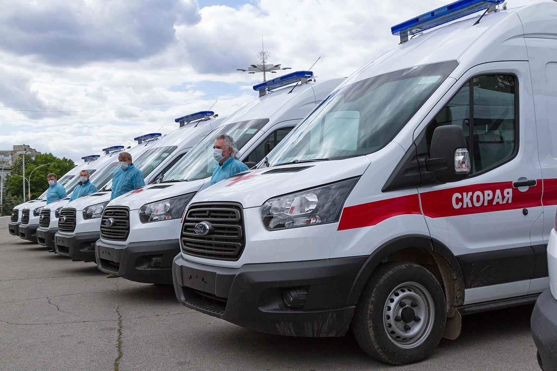 Кабмин выделит 15 млрд руб. на закупку школьных автобусов и машин скорой помощи