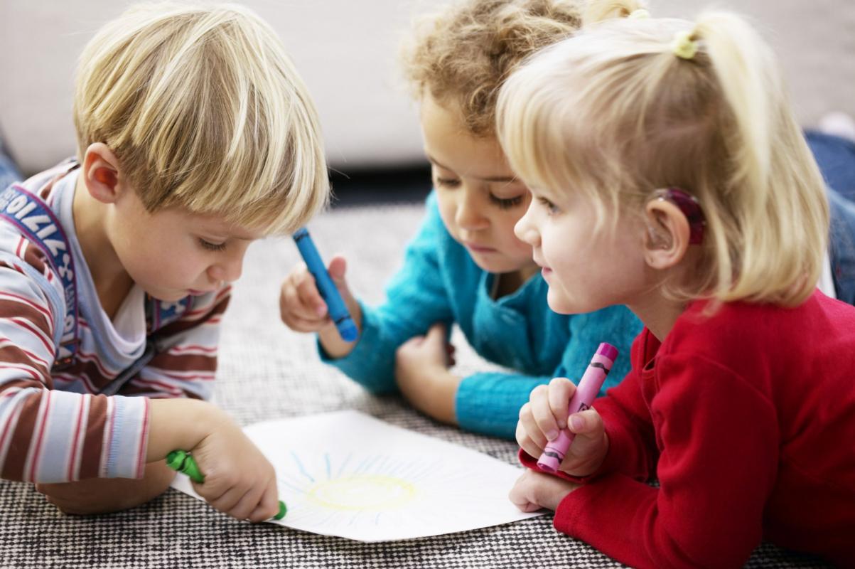 В России за три года на 6% выросло количество детей с особенностями развития