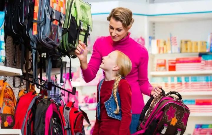 Объем покупок товаров для школы вырос в 1,5 раза за первую неделю августа